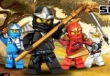 العاب ابطال  ninjago الاصلية