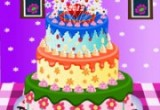 العاب طبخ الكعكة مع سارة