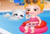 لعبة البيبي هازل تستمتع بالصيف