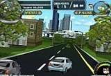 لعبة سباق الشوارع الحديثة