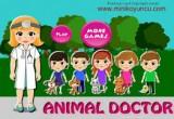 العا ب فرايف دكتورة الاطفال