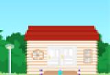 لعبة بناء البيت الجميل