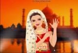 لعبة تلبيس بنات هندية