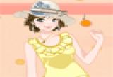 لعبة تلبيس ملابس بنت حلوه