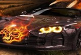 لعبة سباق سيارات قاتل