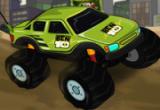لعبة سباق شاحنة بن تن