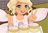 لعبة طبخ الكيك بنات الصغار