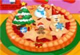 لعبة طبخ فطيرة سانتا كلوز