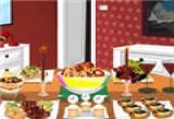 لعبة طبخ ومرح في رأس السنة