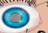 لعبة عملية جراحة العين