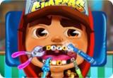لعبة طبيب علاج اسنان صب واي