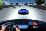 لعبة سيارات السرعة 3D