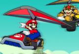 لعبة ماريو المنزلق