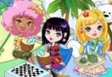 لعبة ديكور غرفة البنات