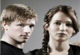 لعبة مكياج ابطال فيلم The Hunger Games