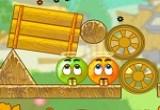 لعبة حماية البرتقالة جزء 1
