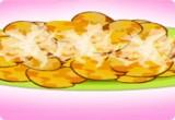 لعبة طبخ رقائق البطاطس المقلية