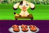 لعبة صنع الكيكة الاسفنجية